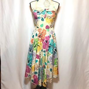 Dresses & Skirts - RARE Vintage Hawaiian Halter Dress